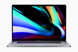 MacBook Pro 16-inch Launched