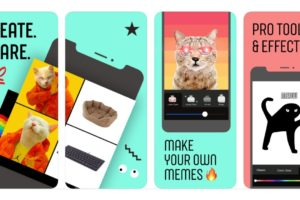 Facebook Launches Meme creation App For A Specific Region