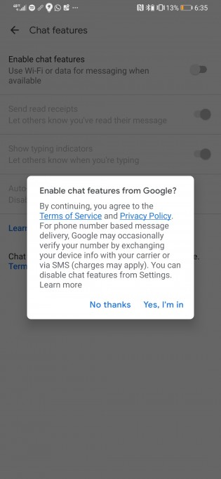 Google Starts Rolling Out RCS For Users In The US